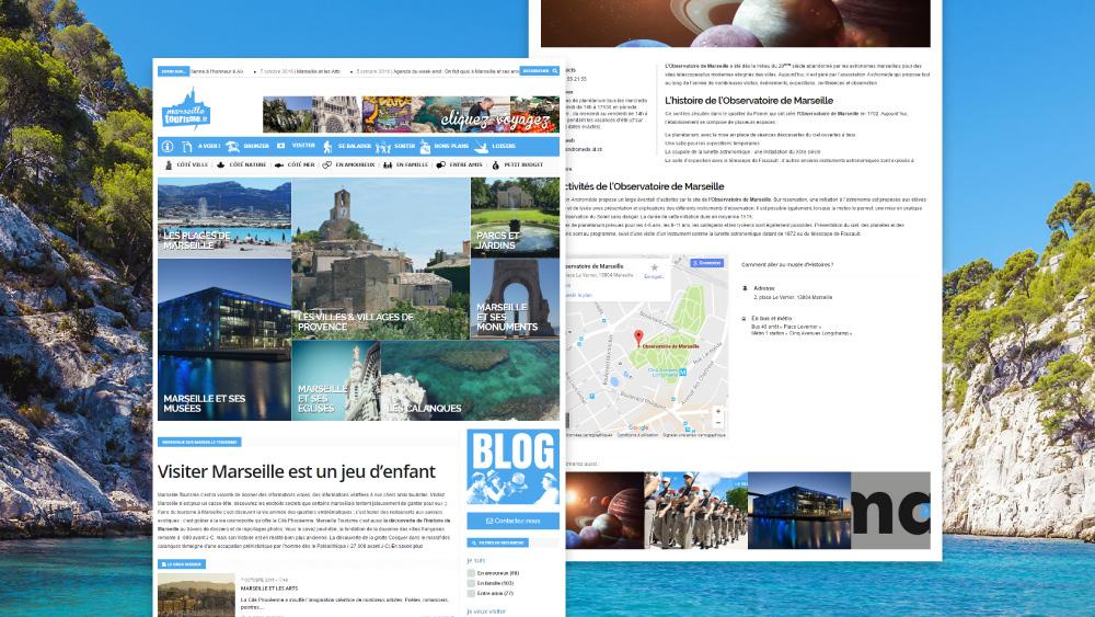Marseille tourisme agence de publicit for Agence de paysage marseille